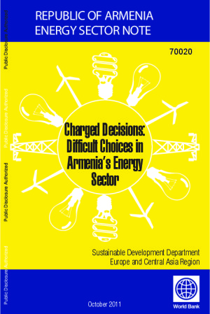 Charged Decisions: Difficult Choices in Armenia's Energy Sector