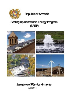 Armenia SREP Investment Plan_final