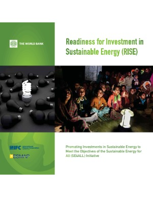 Readiness for Investment in Sustainable Energy: A Prospectus